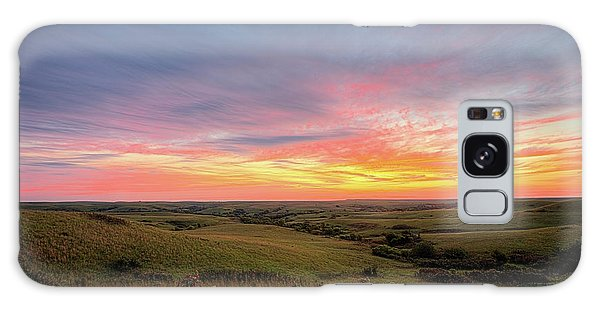 The Kansas Flint Hills Galaxy Case