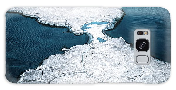 Atlantic Ocean Galaxy Case - The Land Of Solitude by Evelina Kremsdorf