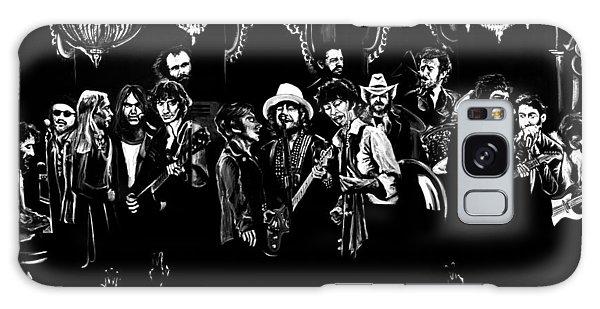 Eric Clapton Galaxy Case - The Last Waltz  by Melissa O'Brien