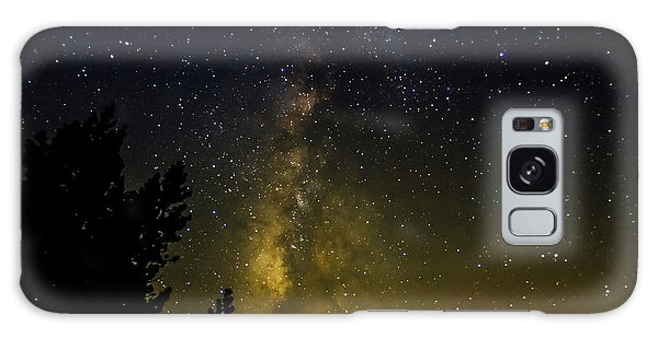 Astro Galaxy Case - The Milky Way Above Dusy Basin, Kings by Russ Bishop