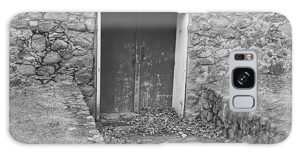 The Mill Door - Waterloo Village Galaxy Case