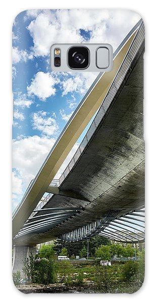 The Millennium Bridge From Below Galaxy Case