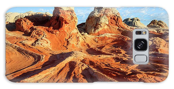 Desert View Tower Galaxy Case - The Octopus by Johnny Adolphson