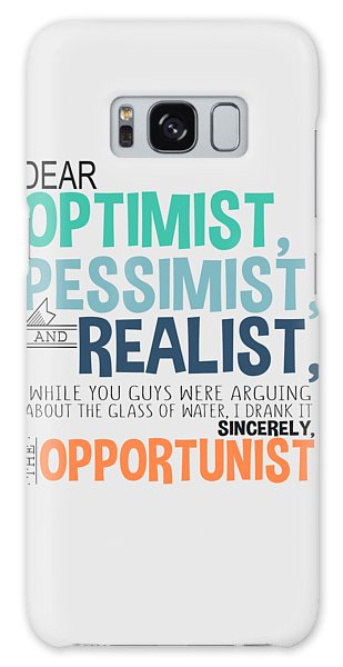 The Opportunist Galaxy Case
