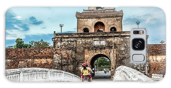 Travel Destinations Galaxy Case - The Palace Gate, Imperial Palace Moat by 06photo
