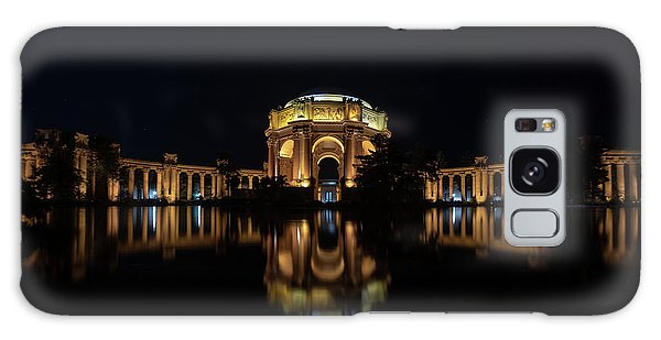 The Palace Of Fine Arts Galaxy Case