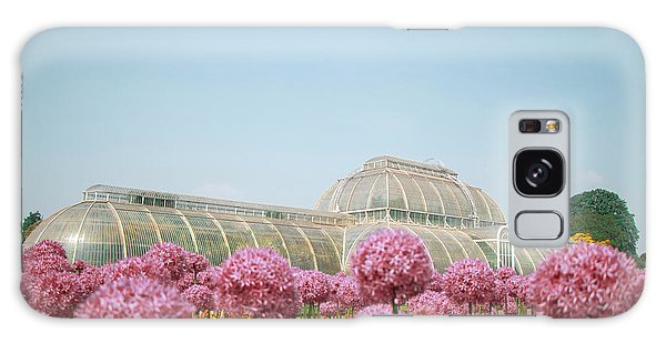 The Palm House Galaxy Case