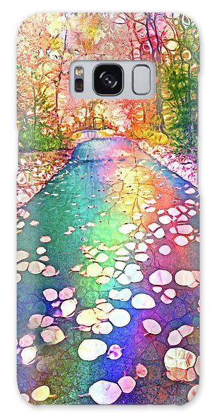The Path Where Rainbows Meet Galaxy Case