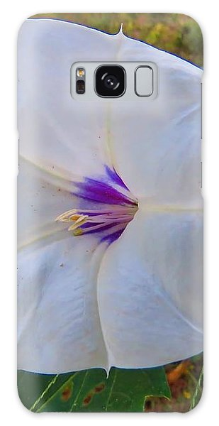 The Perfect Flower - Sacred Datura Galaxy Case