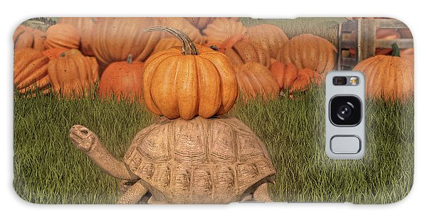 Turtle Galaxy Case - The Perfect Pumpkin by Betsy Knapp