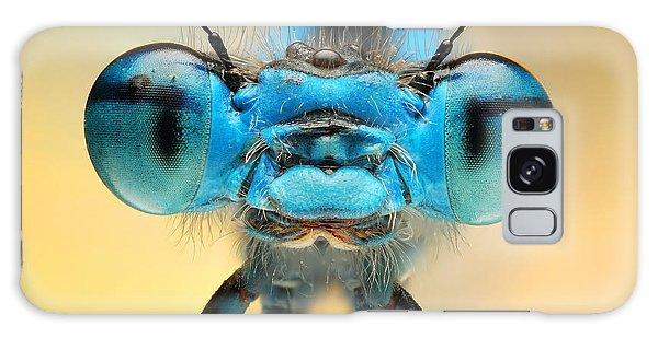 Tint Galaxy Case - The Picture Shows A Beautiful  Damesfly by Ireneusz Waledzik