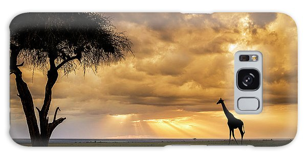 The Plains Of Africa Galaxy Case