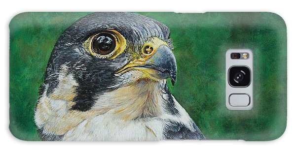 The Proud Peregrine....fastest Creature On The Planet Galaxy Case