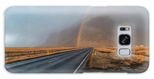 The Rainbow Road Galaxy Case