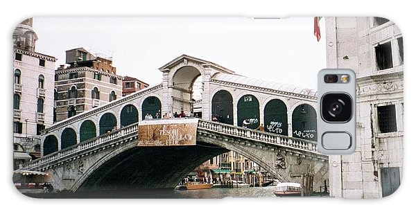 Dick Goodman Galaxy Case - The Rialto Bridge  by Dick Goodman