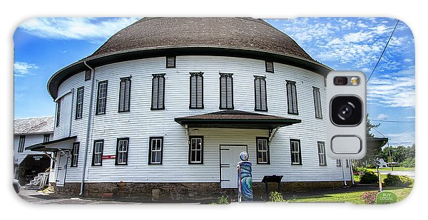 The Round Barn Galaxy Case
