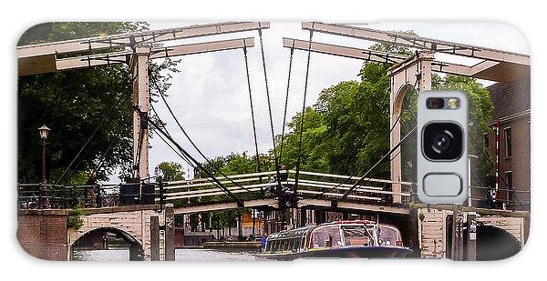 The Skinny Bridge Amsterdam Galaxy Case