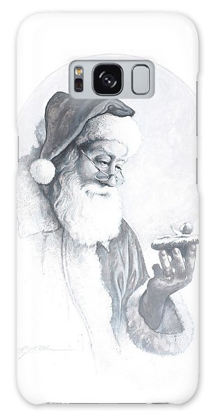 Joseph Galaxy Case - The Spirit Of Christmas Vignette by Greg Olsen