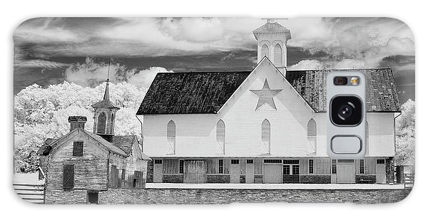 Impression Galaxy Case - The Star Barn In Infrared by Paul W Faust -  Impressions of Light