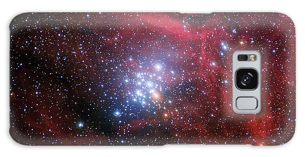 Milky Way Galaxy Case - The Star Cluster Ngc 3293 by Filip Hellman