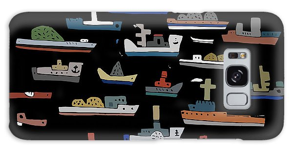 Shipping Galaxy Case - The Symbolic Image Of The Ships On A by Dmitriip