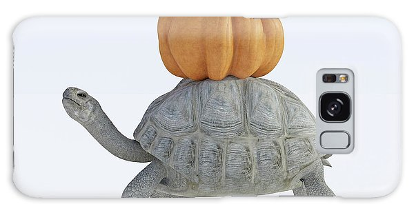 Turtle Galaxy Case - The Tortoise And The Pumpkin by Betsy Knapp