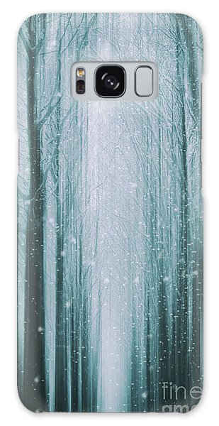 The Winter Wood Galaxy Case