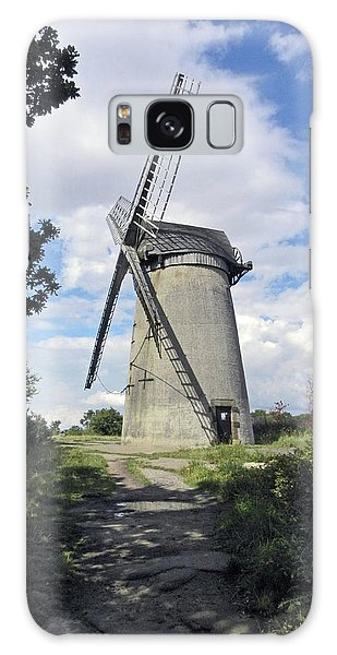 The Wirral. The Windmill On Bidston Hill. Galaxy Case