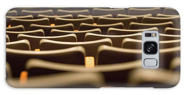 Theater Seats Galaxy Case