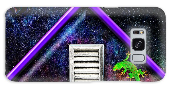 There Must Be Some Way Out Of Here Galaxy Case