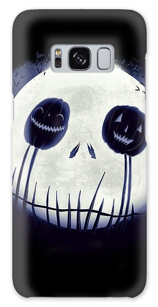 Nightmare Galaxy Case - This Is Halloween by Ludwig Van Bacon