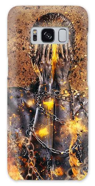 Nightmare Galaxy Case - Through Ashes Rise by Mario Sanchez Nevado