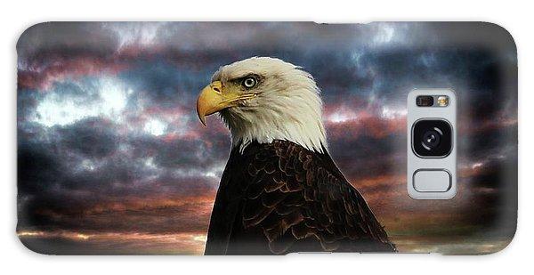 Thunder Eagle Galaxy Case