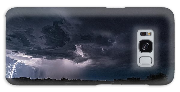 Thunderstorm #1 Galaxy Case