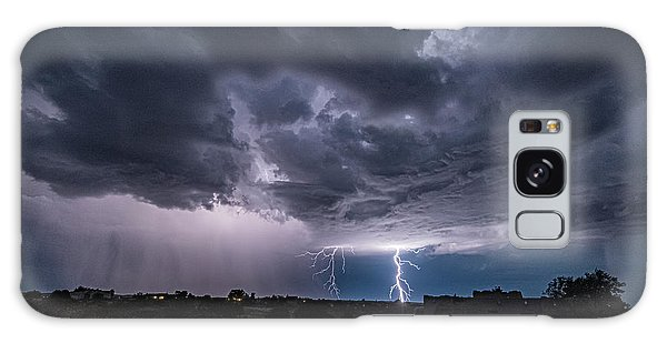 Thunderstorm #2 Galaxy Case