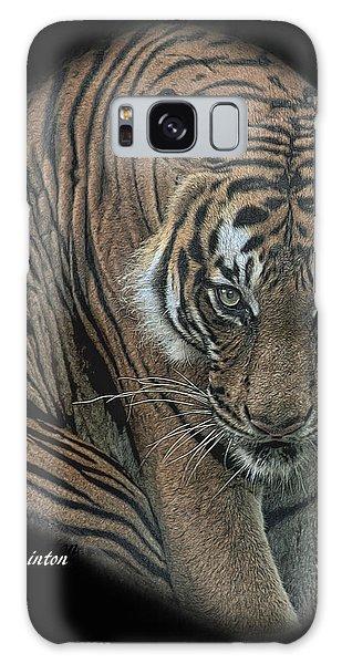Tiger 6 Galaxy Case