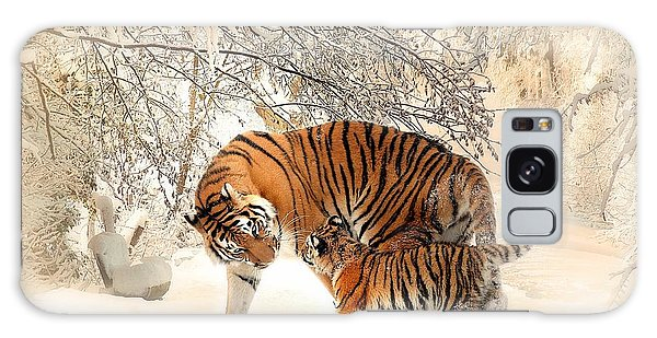 Tiger Family Galaxy Case