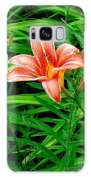 Tiger Lily Galaxy Case