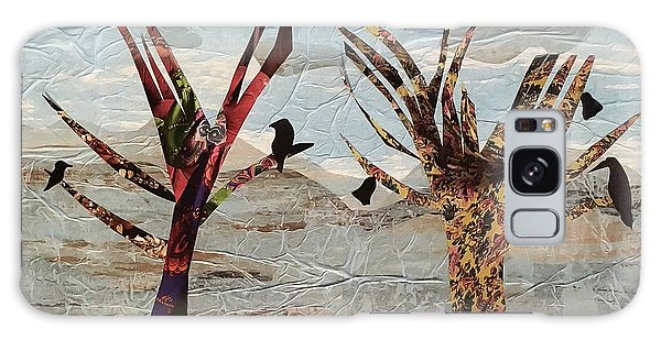 Song Birds Galaxy Case - Til There Was You by Mary Chris Hines