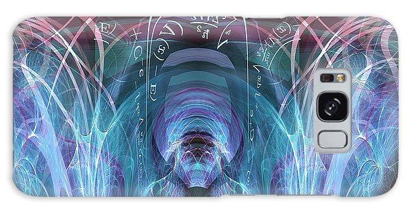 Time Traveler Galaxy Case