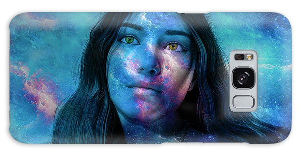 Milky Way Galaxy Case - Timing Of Space by Betsy Knapp