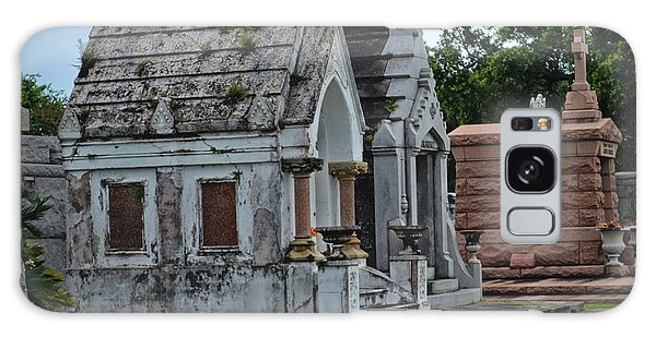 Tombs And Graves Galaxy Case
