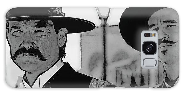 Ok Galaxy Case - Tombstone Earp Holliday by Daniel Hagerman