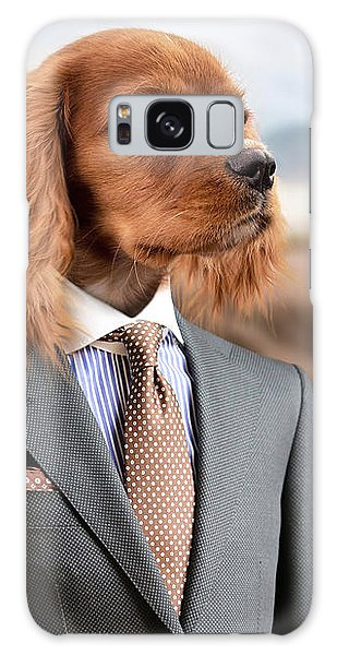 Top Dog Magazine Galaxy Case