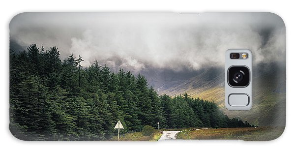 Fairy Pools Galaxy Case - Towards The Fairy Pools by Chris Fletcher