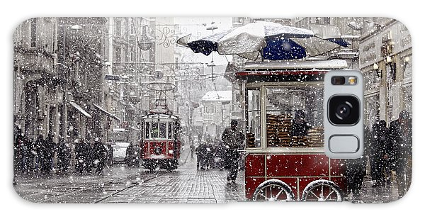 Historical Galaxy Case - Traditional Fast Food Of Istanbul On by Mahmut Enc