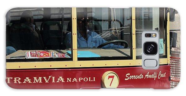 Tram Naples Galaxy Case