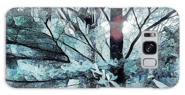 Tree Of Glass Galaxy Case
