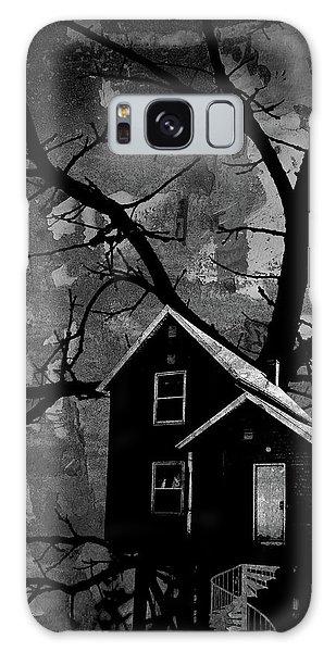 Treehouse II Galaxy Case