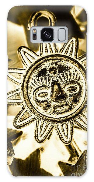 Pendant Galaxy Case - Tribal Suns  by Jorgo Photography - Wall Art Gallery
